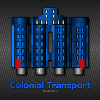 TradeWars Classic Series Colonial Transport