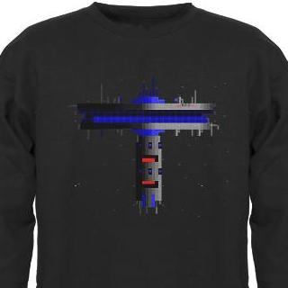 TradeWars StarDock sweatshirt