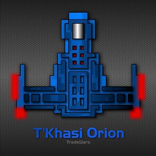 TradeWars Classic Series T'Khasi Orion